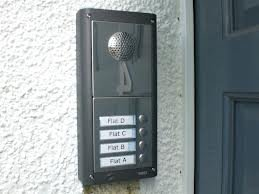 The Security Network - Door Entry Systems in England, Wales, UK