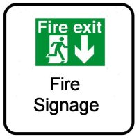 Holman Security Systems Fire Signage for the West Midlands