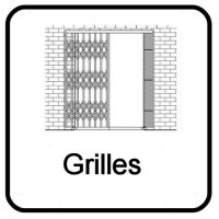 Grange Security Systems Grilles