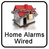 The Security Network Wired Home Alarms