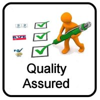 Quality installations in the West Midlands by Holman Fire & Security quality assured