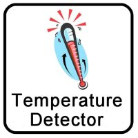 The Security Network Temperature Detectors