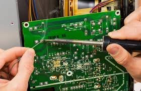 The Security Network Circuit Board Repairs