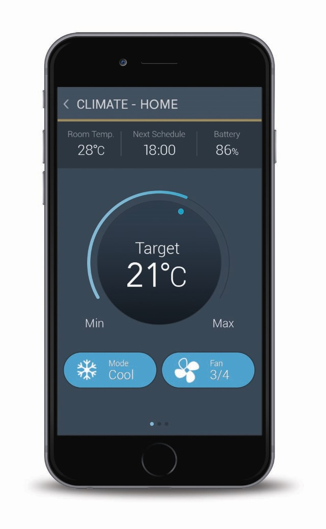 The Security Network - Smart Heating